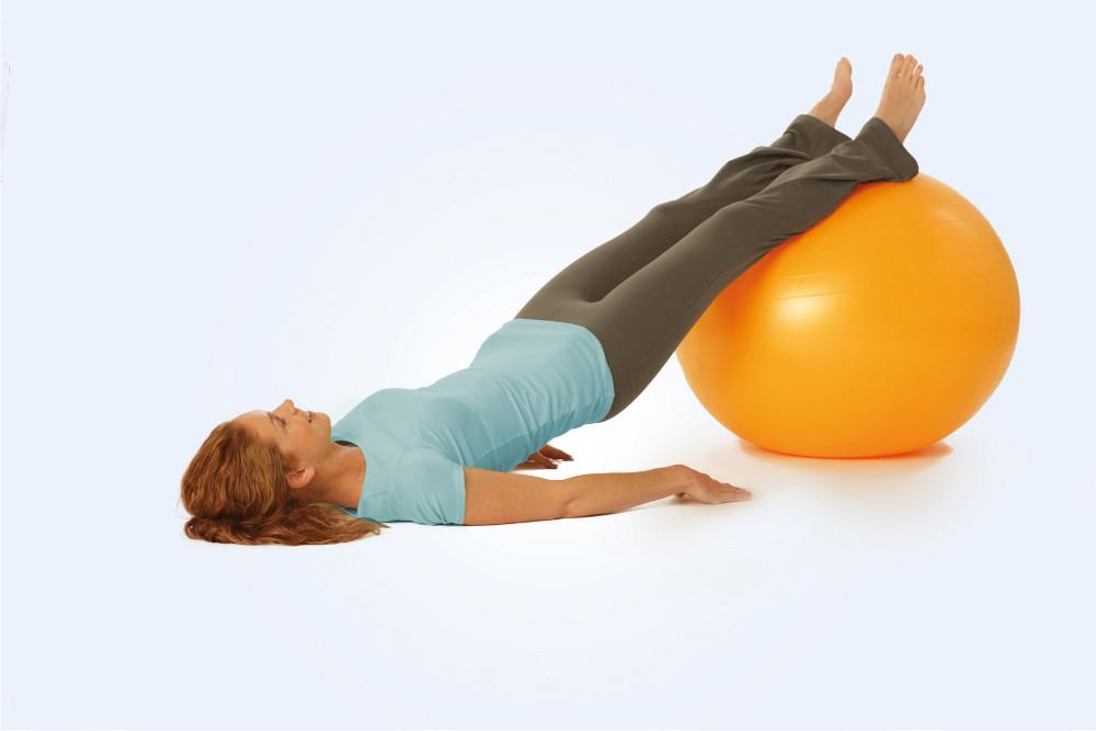 Rückenschule - einfache Übungen für den Alltag