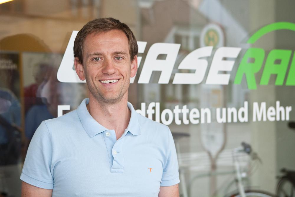 Ulrich Prediger / LeaseRad GmbH