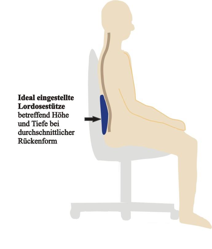 Ergonomie nach Maß – Büroarbeitsplätze den Körpermaßen anpassen