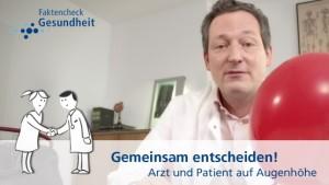 Eckart von Hirschhausen: Viele Patienten befolgen ärztlichen Rat nicht