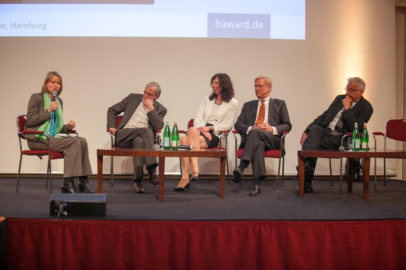 HAWARD® Symposium 4./5. April 2013, Fotogaf: Philipp Mönckert