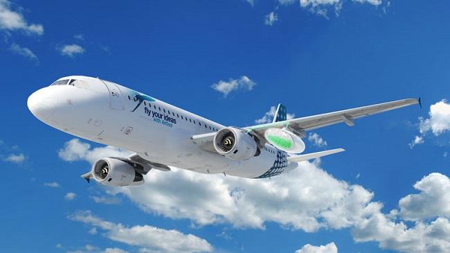 Flugzeug, Reisen, Flugreisen, fliegen