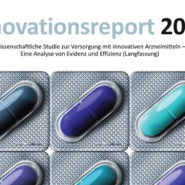 Innovationsreport 2013: Kosten statt Fortschritt bei Arzneimitteln