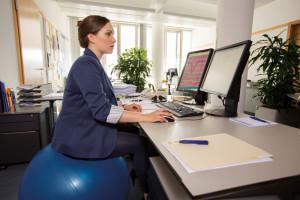 TK-Bewegungsstudie 2013 vorgestellt: Deutschland sitzt sich krank