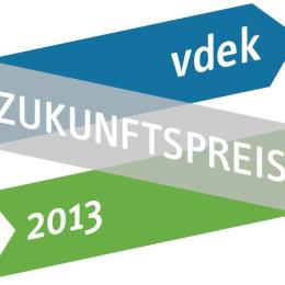 vdek-Zukunftspreis 2013: Innovative Projekte für Gesundheit und Pflege