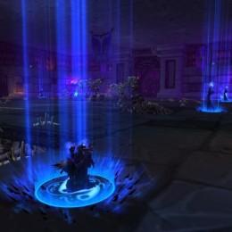 World of Warcraft, Spielszene