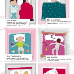 Wie sind Ihre Schlafgewohnheiten? (Bild: © hotelcontractbeds)