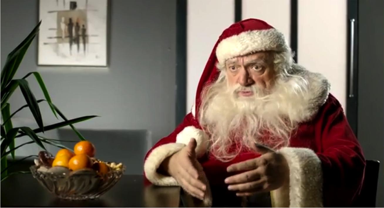 Psyche, Montonie, Arbeitsplatz, Weihnachtsmann
