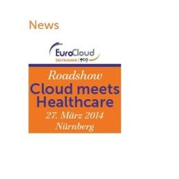 Clouds meets Healthcare, am 27.03.2014 in Nürnberg