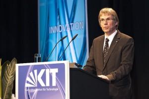 KIT, Karlsruher Institut für Technologie, Holger Hanselka