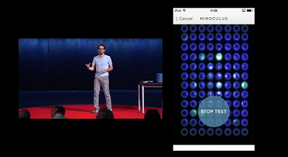 Jorge Soto, TED Talks, Krebsfrüherkennung, Technik, Technologie, Krebs