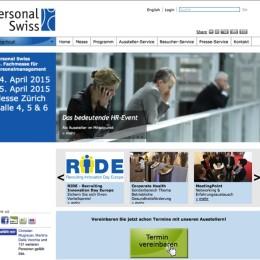 Personal Swiss, HR, Messe, Schweiz, Zürich