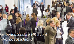 HR-Trends auf der Personal Nord 2015 erleben