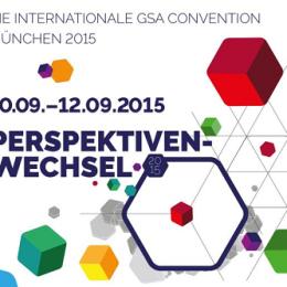 Von 10. bis 12. September findet in München die internationale GSA Convention 2015 statt. (Screenshot von www.gsa-convention.org)