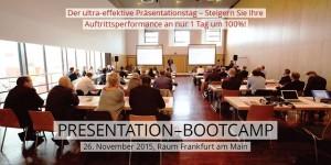 presentation bootcamp 2015