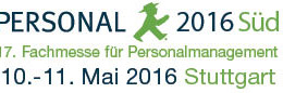 "Personal Süd 2016: ""Mobiles Arbeiten"" + ""Integration Area"""