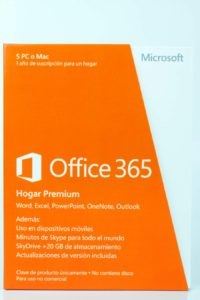 MS Office, OpenOffice, Microsoft