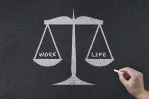 Work-Life-Balance, Arbeit