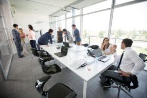 Mit der richtigen Bewerbung schnell den passenden Job finden. (Bild: © luckybusiness / Fotolia.com)