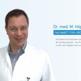 Teilen Sie nicht das Schweigen der Männer: Ihr Urologe in München hat ein offenes Ohr für Ihre Fragen. (Bild: Dr. med. M. Höppner)