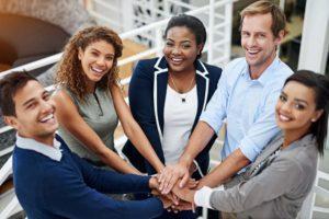 Event, Team, Miteinander, Zusammenarbeit, Menschen