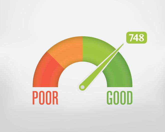 Bonität, Geld, Finanzen, Kredit, Rating, Bonitätsscore