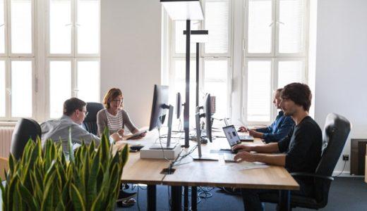 Das papierlose Büro: Sieht nicht nur aufgeräumt aus, sondern ist auch umweltfreundlich. (©istock.com/SilviaJansen)